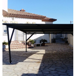 Carport en kit - Sheltom