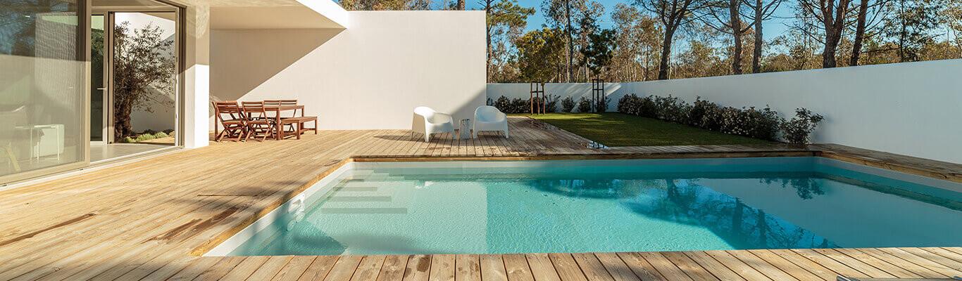 Coques piscine en kit