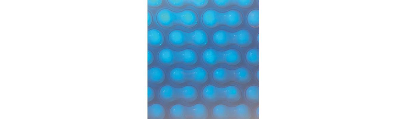 Bâche à bulles sur-mesure